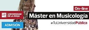 Máster UR W musicología